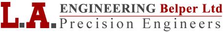 LA Engineering Logo